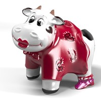 cow toy kid childen play game