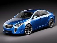 Opel Insignia OPC sedan