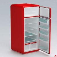 3ds refrigerator