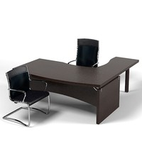lexus modern table office kit desk chair  armchair