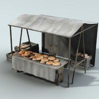 Marketstall Bread