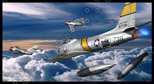 3d f86 saber model