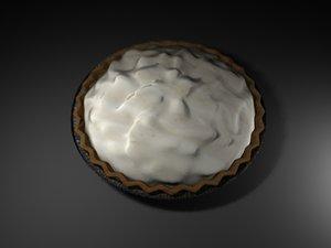 maya cream pie