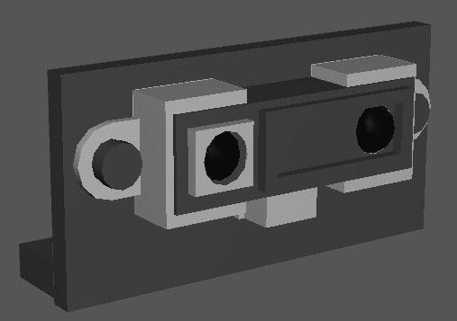 x infrared sensor