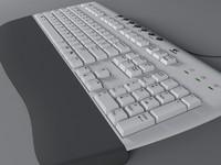max logitech keyboard