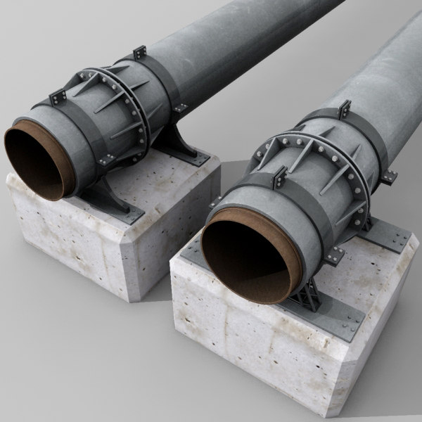 pipelines pipes c4d