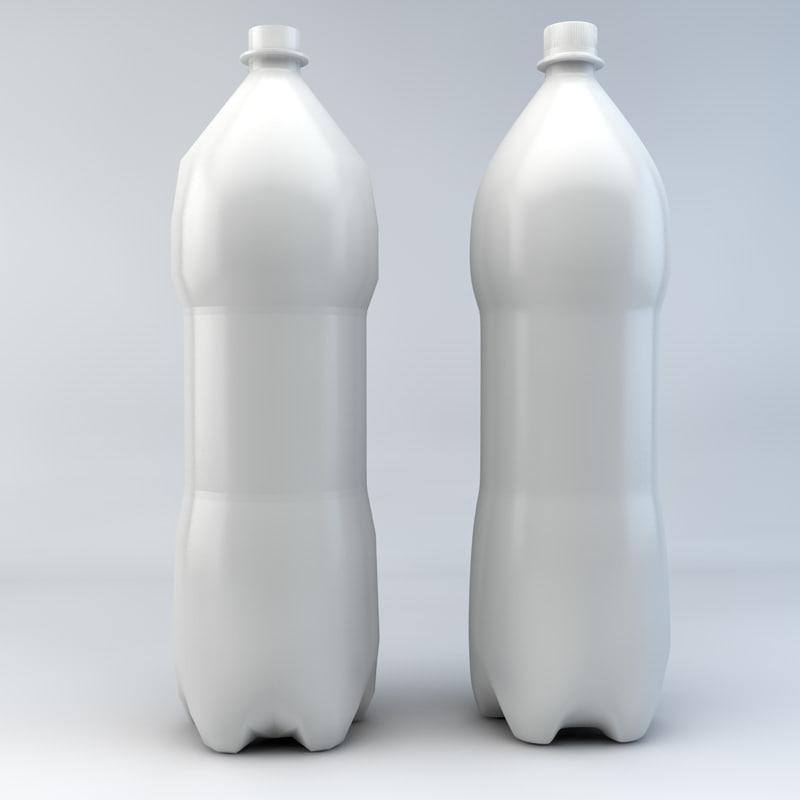 3d model garrafa