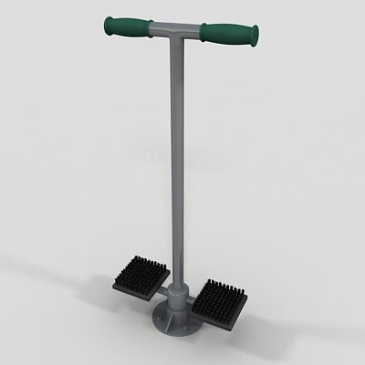 golf spike cleaner 3ds