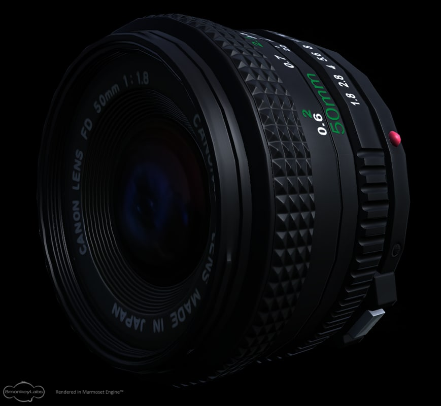 maya photo lens camera