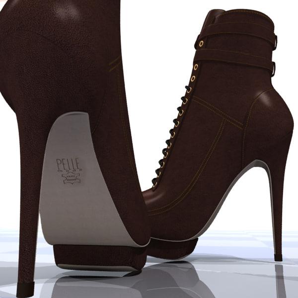 maya fetish ankle boots