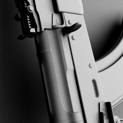 obj aks-47 rifle