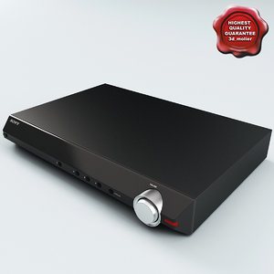dvd player sony lwo