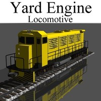 Yard Locomotive