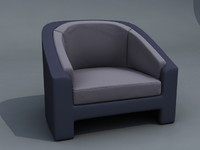 gloster-horizon 700 deep seating 3d max