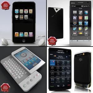 phones v1 3d model