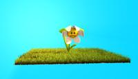 Animated Flower
