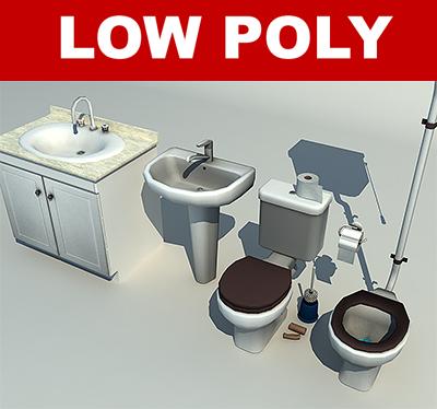 3d ready toilet 01