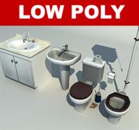 Toilet Set 01