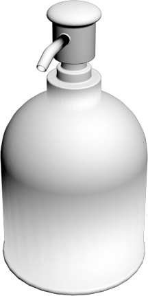 obj soap dispenser