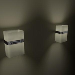 lighting fixture walls 3ds