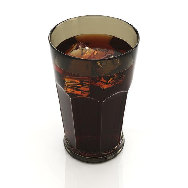 lw tall glass drink