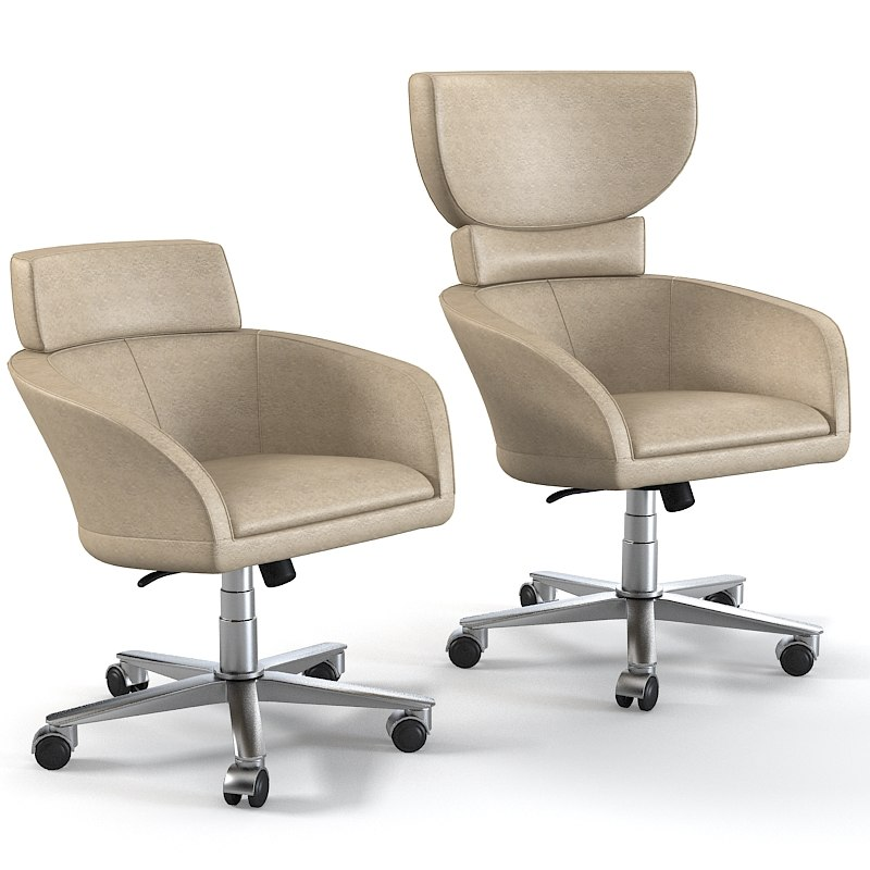 3ds giorgetti office chair