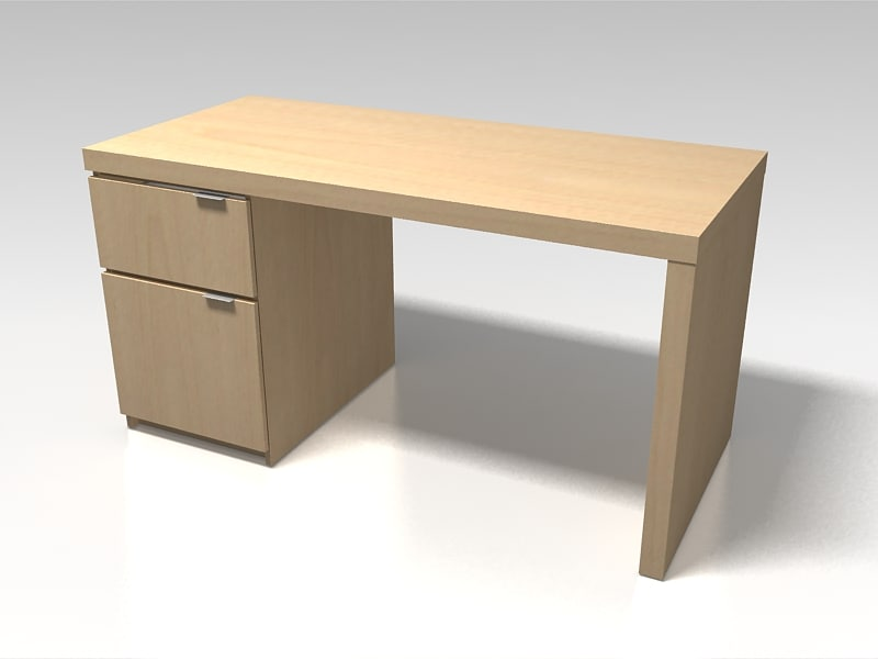 Desk ikea 3d models for download turbosquid