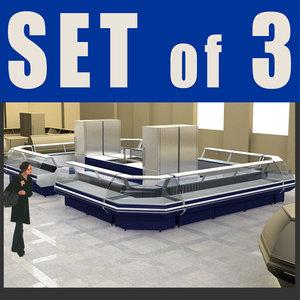 3d 3 freezer model