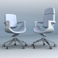 task chairs 3d max