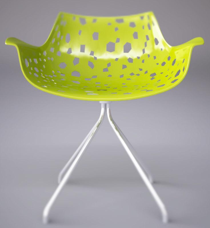 max plastic chair