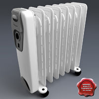 3d whirlpoll oil heater