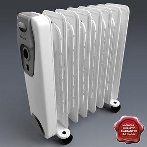3d whirlpoll oil heater