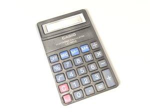 calculator - 3d max