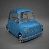Fiat 600 toon