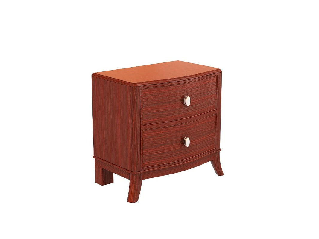 mercer street night stand 3d max