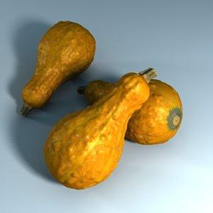 3d gourd res model