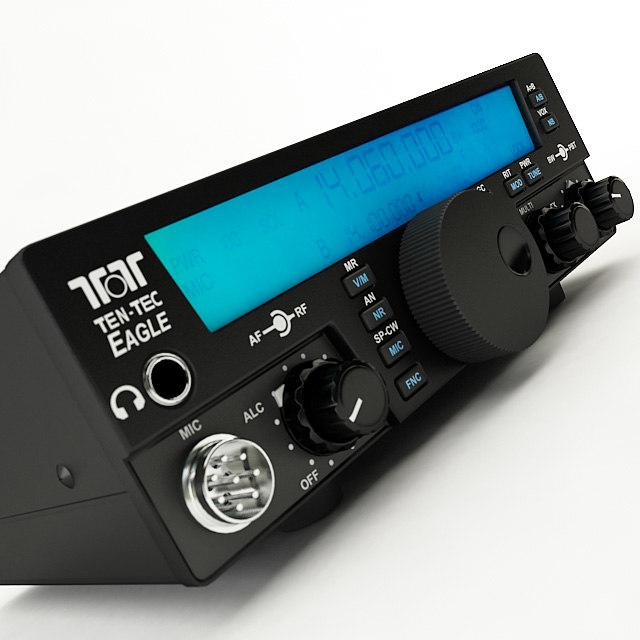 tec eagle transceiver 3d model