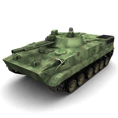 bmp3 3 3d model