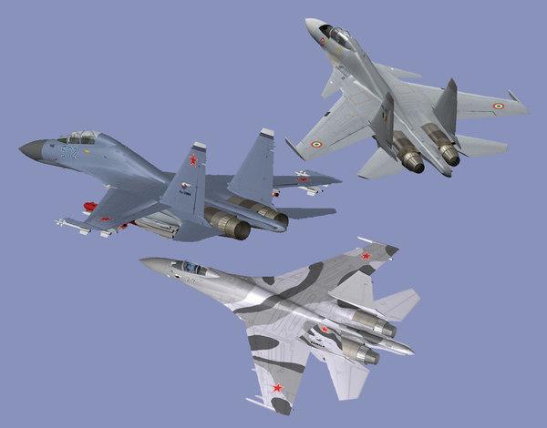 su-30ki flanker max