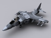 av-8b harrier 3ds