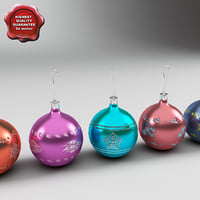 Christmas Balls Collection V2