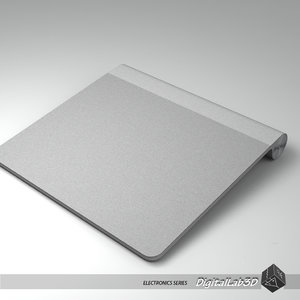3d model magic trackpad