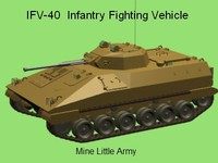 IFV-40 Infantry Fighting Vehicle