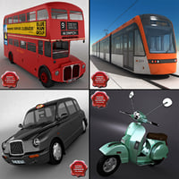 London Vehicles Collection V1