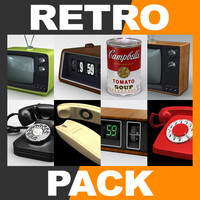 Retro Style Mega Pack Collection