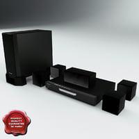 Speaker System Pioneer DCS 363