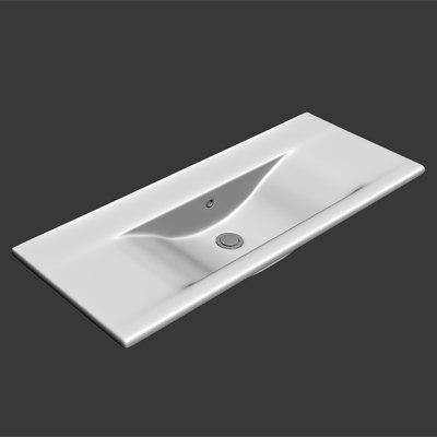 3d washbasin model
