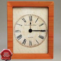 wall clock v4 max