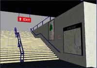 max sub stair