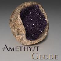 geode amethyst max